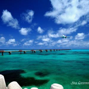 ◆ 「夏空に輝く海」JAL編(2008年7月)