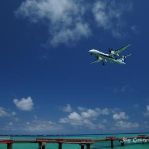 ◆ 「青い空」を気持ち良く飛んだ日(2021年8月)