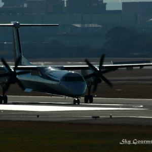 ◆ 「光る機体」を撮った日(2005年1月)