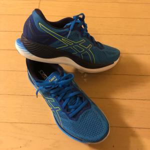 新しい靴ゲット。