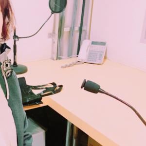 ラジオの収録に行って来ました。