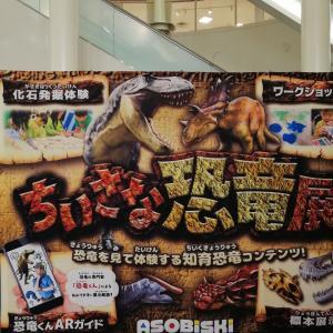 小さな恐竜展