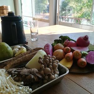 11月のお料理教室①