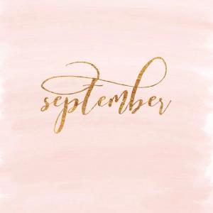 9月になりました~♡