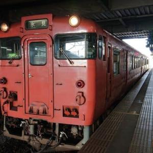 北陸フリーきっぷ の旅09(氷見線)
