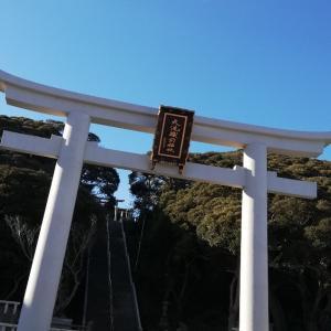 大洗磯前神社と那珂湊おさかな市場