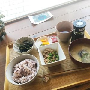 鎌倉の朝飯