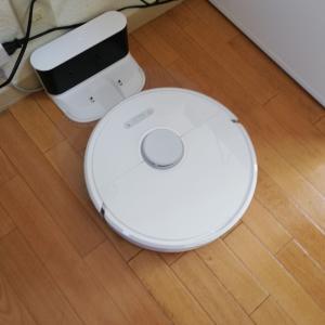 《【大掃除】水拭きもするお掃除ロボット「ロボロックS6」に感動!腰痛なしでストレスフリー》