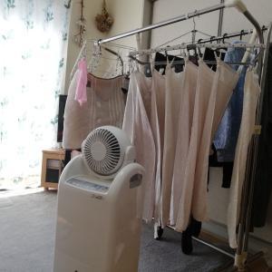 《部屋干しのクサいを防ぐ!残り湯や除湿機はどう使う?》
