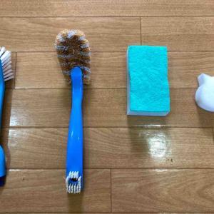 《スニーカー・上履き洗いを楽にする!においや汚れをスッキリ落とす洗い方を徹底検証》