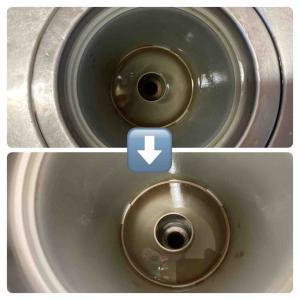 《ベトベトキッチンの排水口の汚れ落としにオススメの洗剤》