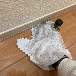 《【スリコ】グローブダスターがホコリ取りサッと掃除に便利&ブックオフ節約術》