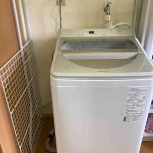 《新しいパナソニック洗濯機NA-FA100H8-N使い心地レポート》