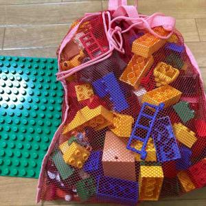 《レゴブロックの丸洗い洗濯!早く乾かすには除湿機がオススメ》