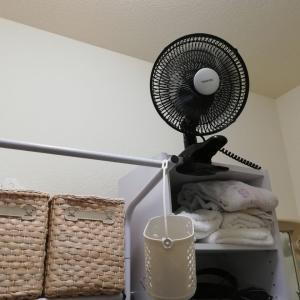 《【賃貸】洗面所に扇風機を設置する方法と選ぶコツ》