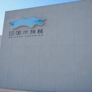 四国水族館に行ってきました