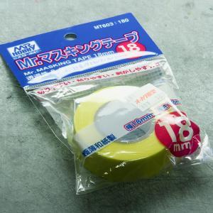 クレオスから新しく発売されたマスキングテープ 買ってみた
