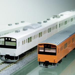 製作記 PLUM 1/80 JR 201系 (2)