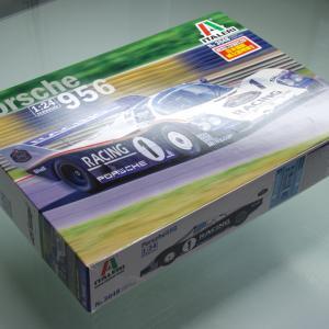 イタレリ 1/24 Porsche 956