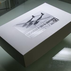タミヤ 1/48 P-38 F/G ライトニング