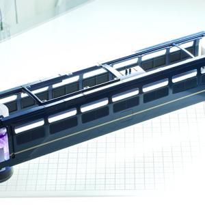 製作記 アオシマ 1/45 EF66 (17)
