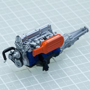 製作記 タミヤ 1/24 日産 フェアレディ 240ZG (5)