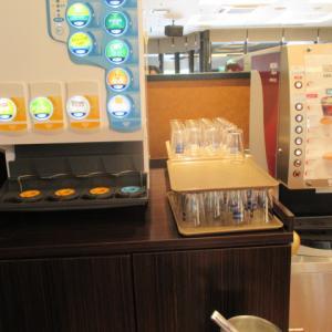 レストラン ラ・ベランダ アパホテル広島駅前大橋でランチと茶論記憶