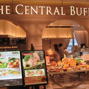 THE CENTRAL BUFFETのローストビーフフェア