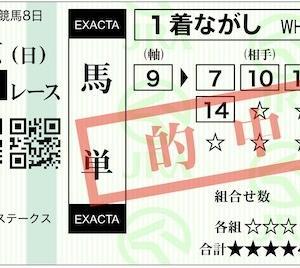 2020 名古屋城S 万券4th (184th)