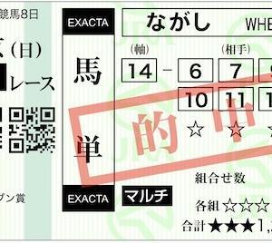 2020 BSイレブン賞 万券9th (189th)