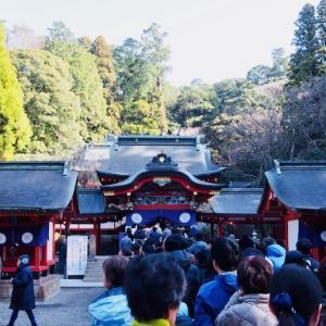 九州五神宮 (2) 霧島神宮