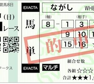 2021 大阪城S 万券2nd (200th)