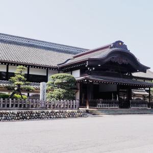 東日本唯一 川越城本丸御殿