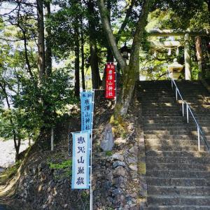 藤原秀郷を祀る唐沢山神社