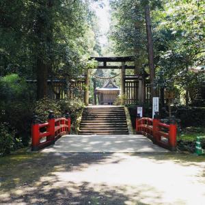 武蔵国五宮 (二宮) 金鑚神社