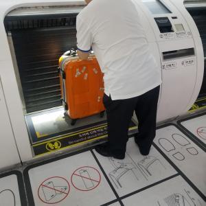韓国旅行!!帰りのトランクの重さはどのくらい?