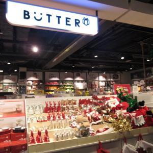 韓国雑貨ショップ/BUTTERもすっかりクリスマス