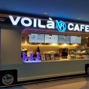 仁川第2ターミナルで手作りアイスが食べれるカフェ
