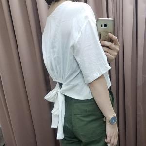 韓国の聖水洞で買った服