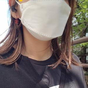 やっと韓国マスクデビューです