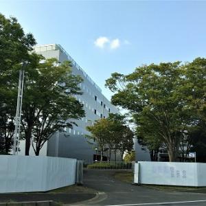 今年閉鎖されたNEC筑波研究所跡地に物流施設ができる!