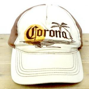 メキシカン ビール コロナ ロゴ デザイン メキシコ 帽子 キャップ
