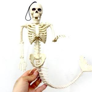 マーメイド スカル 人魚 骸骨 インテリア オーナメント オブジェ