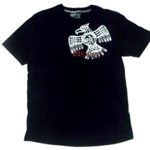 メキシコ イーグル ロゴ デザイン サーフィン メキシカン デザイン Tシャツ