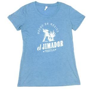 メキシコ テキーラ ヒマドール ロゴ デザイン Tシャツ