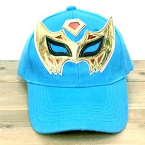 ルチャリブレ マスク デザイン 帽子 ボラドールJr キャップ