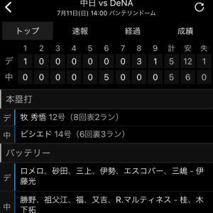 7月11日・今日の湾岸星覇隊…(#6413)