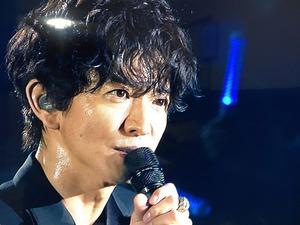 キムタクの Live Tour DVD を見て