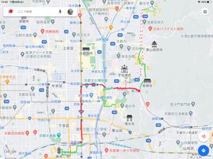 晩秋の京 12時間コース(食事編)…来年いかがですか?