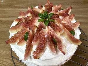 婆ティシエが作ったケーキ